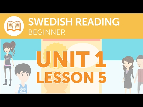 Swedish Reading for Beginners - A Swedish Offer You Can't Refuse!