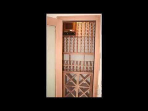 Convert Closet To Wine Cellar