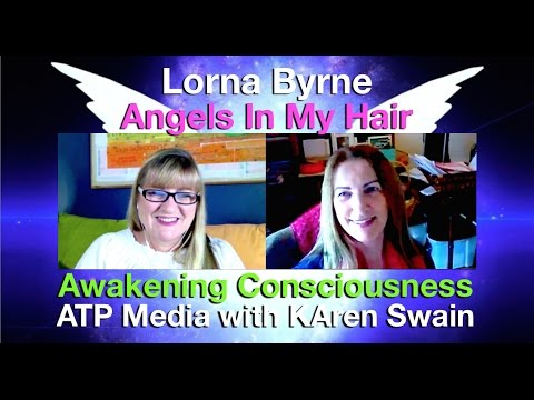 Guardian Angel Everyone has one: Lorna Byrne: Angels in My Hair