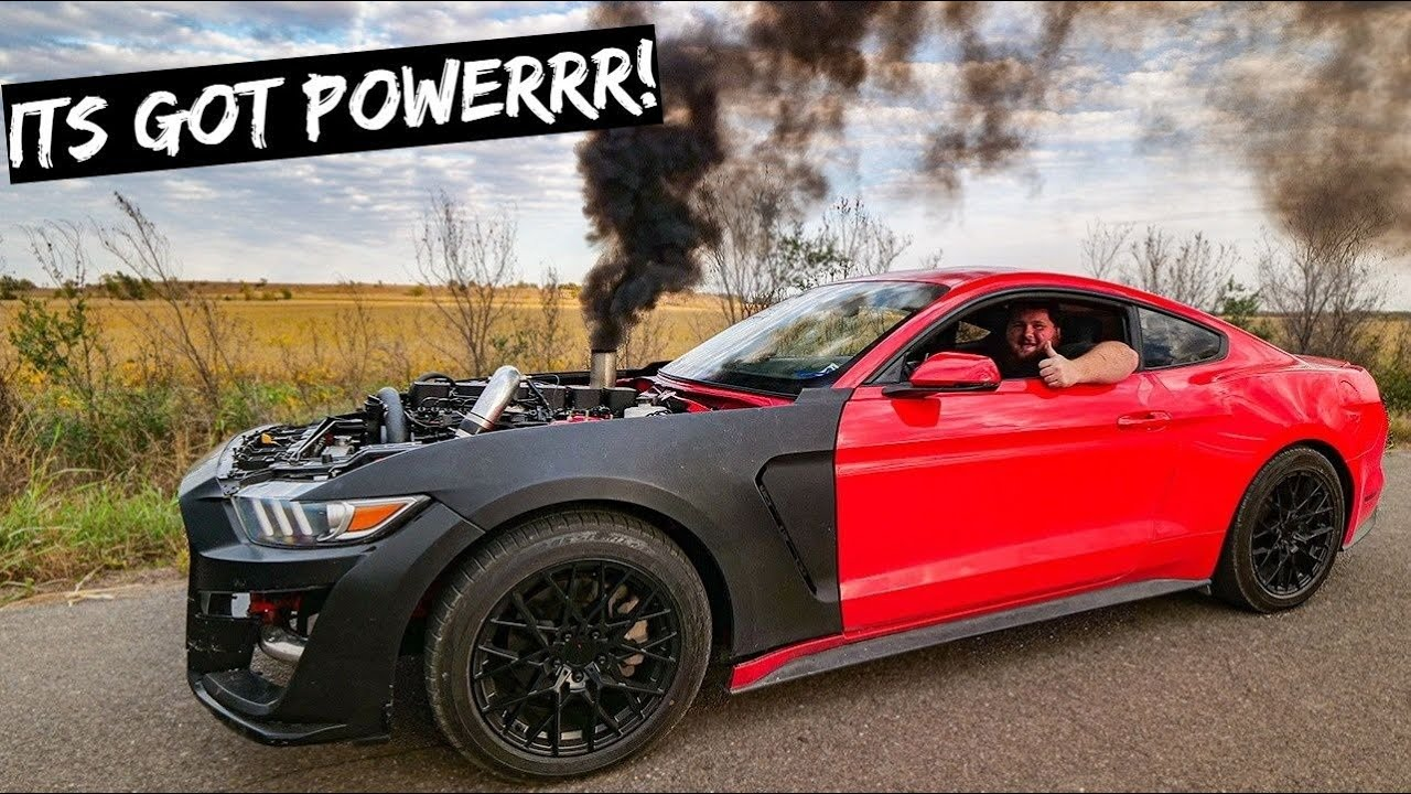 Can Cummins Mustang Take All The BOOST?