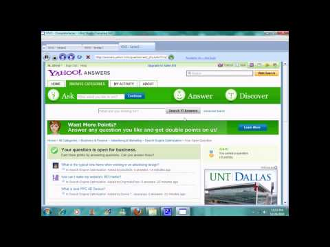 VIVO Series 3 - Yahoo Answers Automation Tool - Auto Question and Answerer