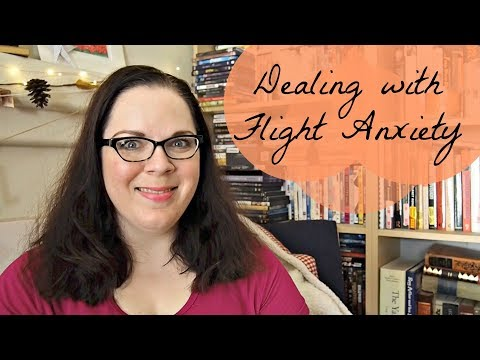 Dealing with Flight Anxiety | London Autumn 2017
