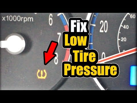 How to inflate a Car or Truck Tire - Never Done Quick Tips