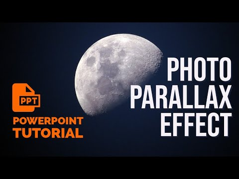 2.5D Parallax Effect Tutorial   Geometric Parallax Photo Animation # Motion Graphics Tutorial