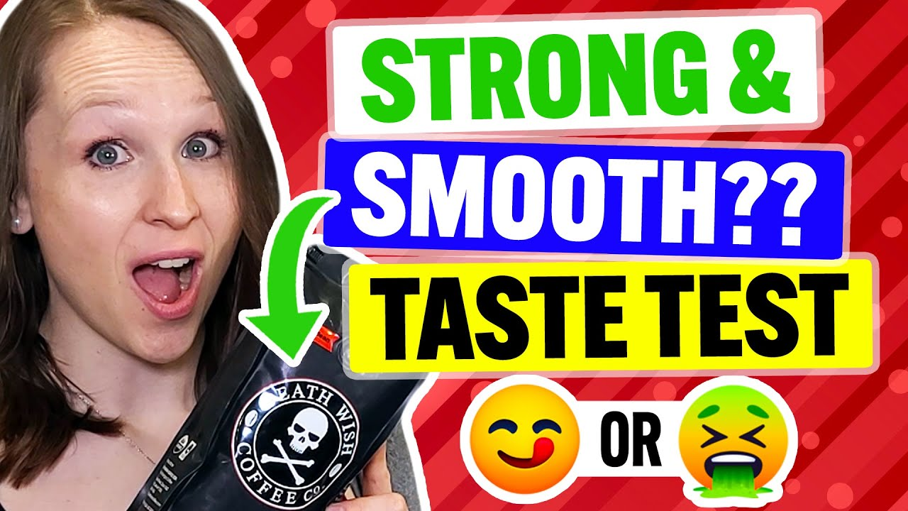 Death Wish Coffee Review: World's Strongest But Does It Taste Good?