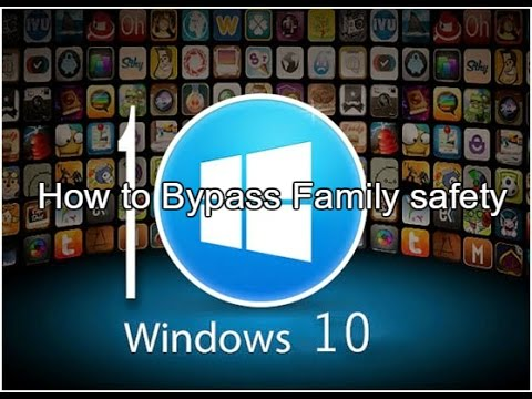 How To Bypass Family Safety | 2018 *NEW UPDATE