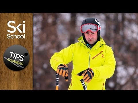 How To Ski Tips - Skiing with Flow