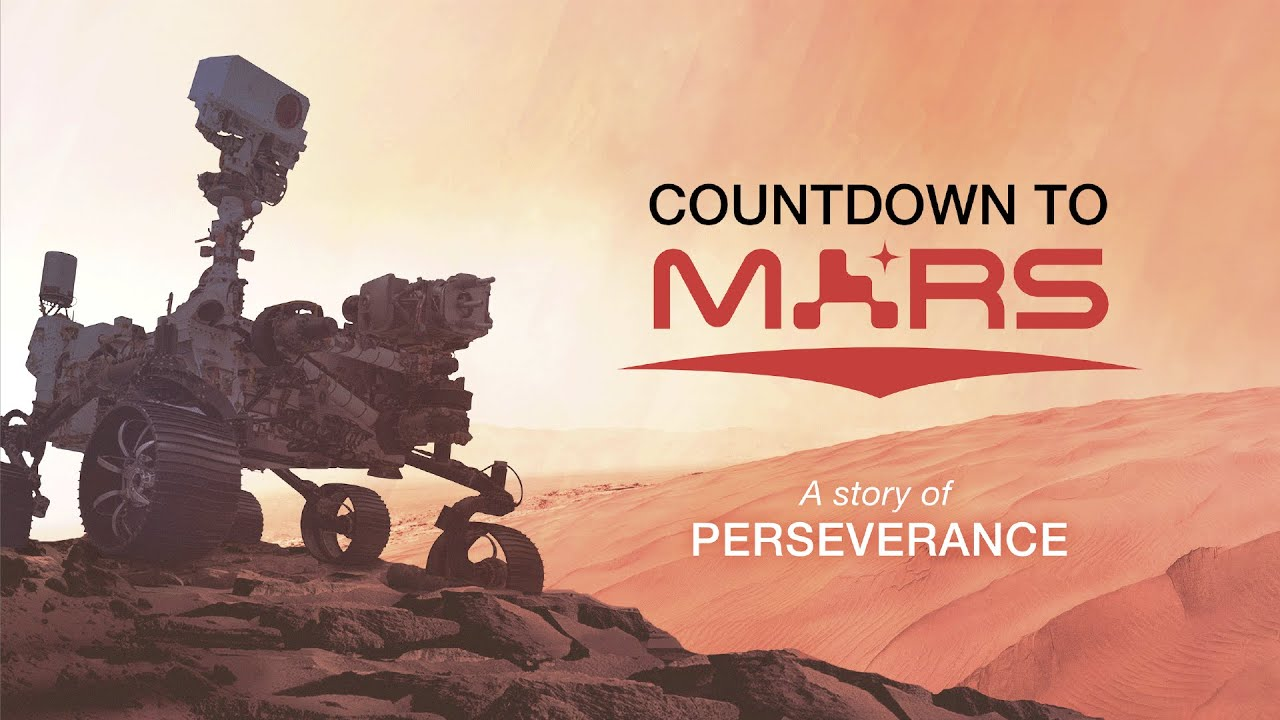 Countdown to Mars: A Story of Perseverance