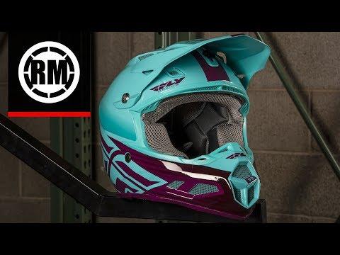 Fly Racing F2 Carbon MIPS Motocross Helmet