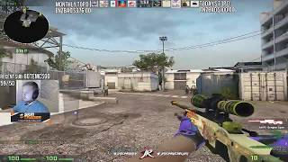 CSGO - People Are Awesome #52 Best oddshot, plays, highlights