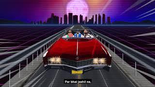 CALI 2 KARACHI | Talha Anjum | Talhah Yunus (Feat. J.Hind) Prod. By Jokhay (Official Lyrical Video)