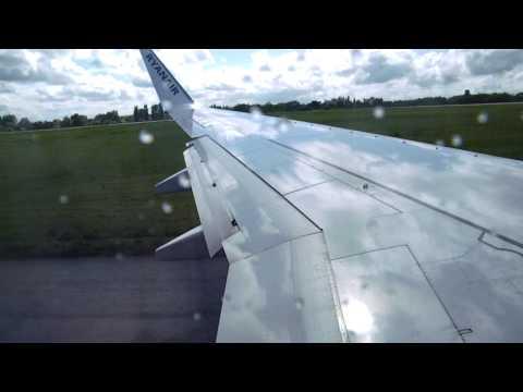 Takeoff At Birmingham International Airport (EGBB)HD