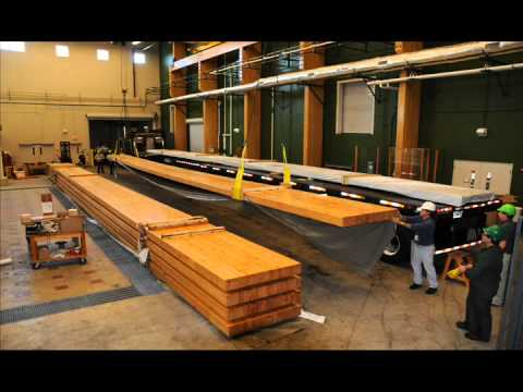 The Big Break: Strength Testing of Glulam Beams