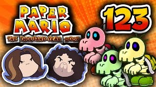 Paper Mario TTYD: Castle of Riddles - PART 123 - Game Grumps
