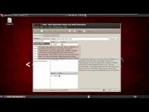 Mod Security & Reverse Proxy Project