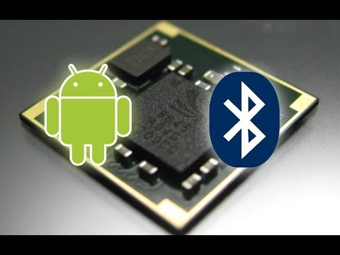 Where can we find the files transferred via Bluetooth on Android