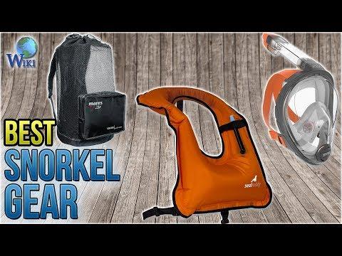 10 Best Snorkel Gear 2018