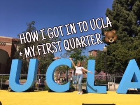 How I got into UCLA