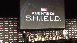 Agents of shield on possibly joining the  Avengers