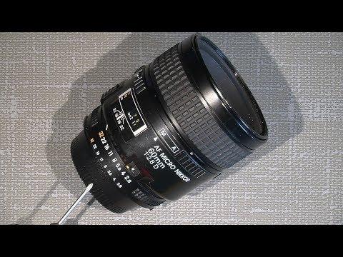 Loose brush unit in AF Micro Nikkor 60mm 1:2.8 D