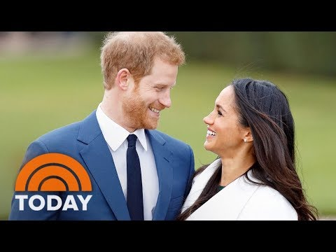 Prince Harry, Meghan Markle's Engagement Breaks Royal Rules – And Many Love It | TODAY