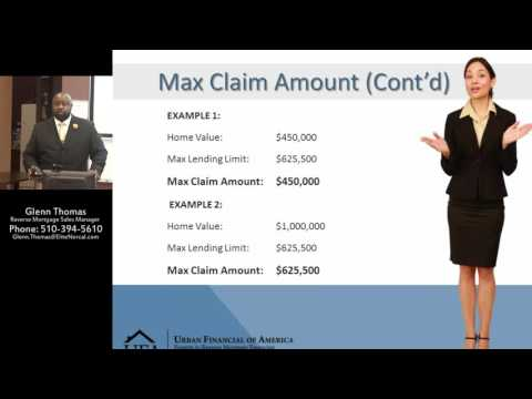 ERS Reverse Mortgage Training 1