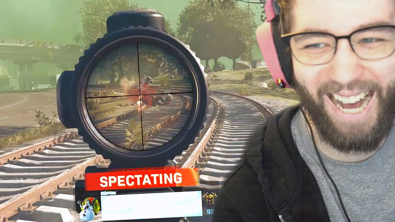 I SPECTATED WARZONE SOLOS to learn the true meta