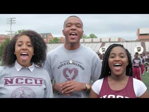 First Take NCCU  College Promo