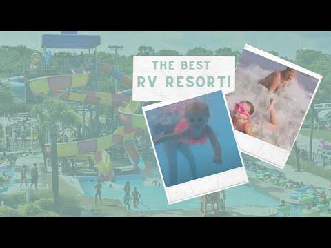 Lakewood Camping Resort Myrtle Beach, SC Waterpark and Beach!
