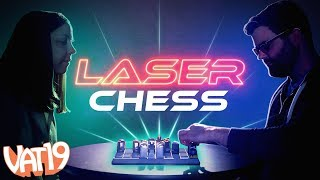 Chess with Laser Beams
