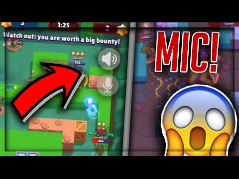 IN-GAME Mic in Brawl Stars?! - Brawl Stars Communication Issues and Official BS Discord Solution!