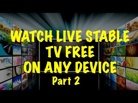 WATCH LIVE TV: FREE STABLE NO BS JUST FREE