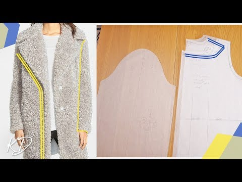 HOW TO: MAKE TEDDY COAT PATTERNS PT 2 | KIM DAVE