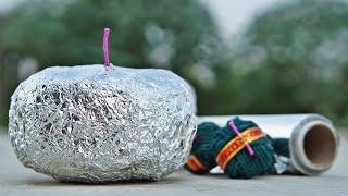 Aluminium Foil vs Sutli
