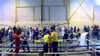 Finale Malik Lahsani Inter-régionale à Toul