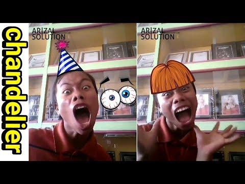 Lagu Sia - Chandelier Cover Song Wehelmus Lauri Kocak (video lucu)