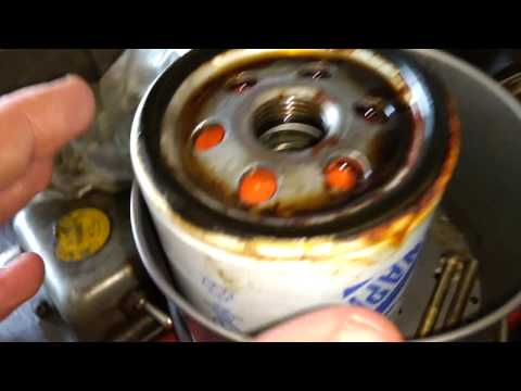 How To: Changing the Oil Filter 1980 Saab 900 Turbo