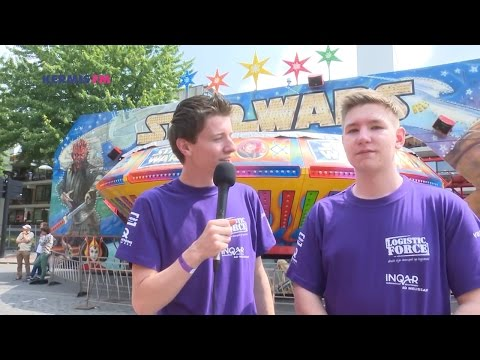 Kermis FM 2016, Attractie specialisten- Star wars