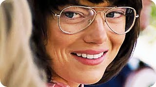 BATTLE OF THE SEXES Trailer (2017) Emma Stone, Steve Carell Tennis Movie