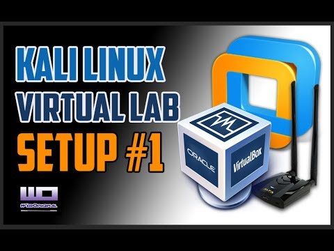 Kali Linux Virtual Lab 1 Increasing the attack surface of the Windows 7 VM