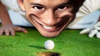 MARKIPLIER GOT GOOD?! | Golf It MEGA Episode