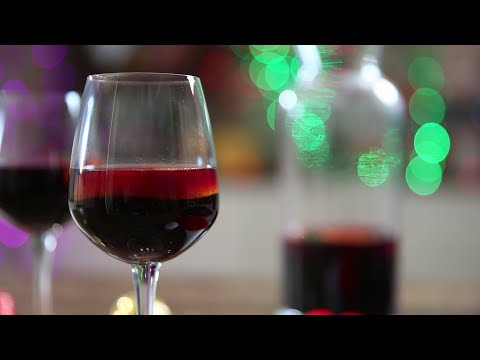 How To Make Mulled Wine | Christmas Special Recipe | Nick Saraf's Foodlog