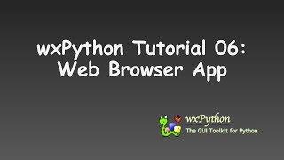 Python Embedded Webbrowser, make one - PakVim net HD Vdieos Portal