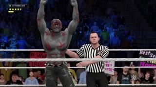 #IncredibleHolgster – WWE 2K17 Let's Play – My career #05