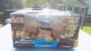 Review Jada toys Elite off-road RC Dom's charger Fast and the Furious movie collectible