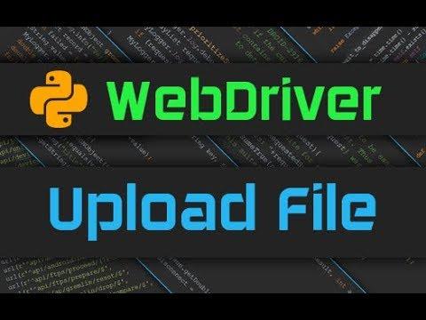 Selenium Webdriver - Upload File with WebDriver