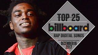 Top 25 • Billboard Rap Songs • December 16, 2017 | Download-Charts