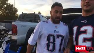 """We asked New England Patriots fans: """"What is your favorite memory from Super Bowl LI?"""""""