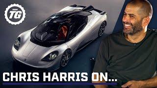 Chris Harris on... Gordon Murray T.50 vs Aston Martin Valkyrie | Top Gear