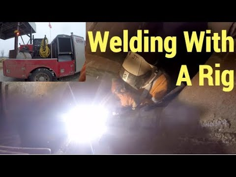 18 Year old and a Welding Rig